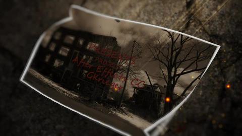 Photo Burn Logo ME After Effectsテンプレート
