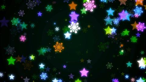 Night glitter zoom 28 Animation
