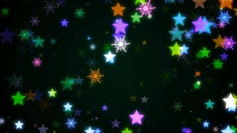 Night glitter zoom 29 Animation