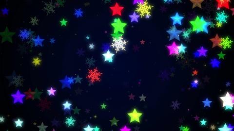 Night glitter zoom 4 Animation