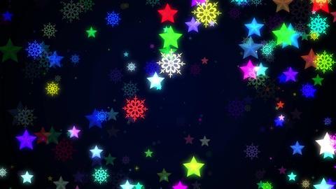 Night glitter zoom 7 Animation