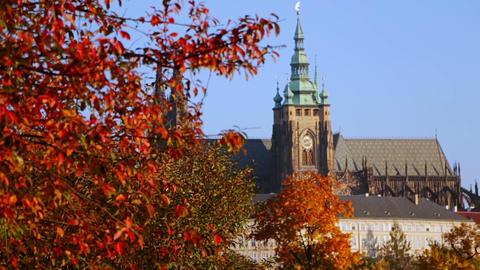 Autumn in Prague Image