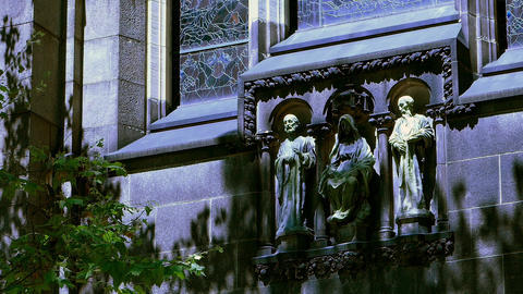 New York Ghotic Cathedral 02 Archivo