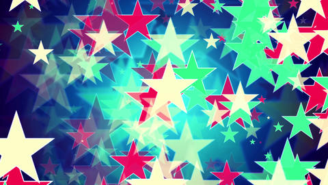 Stars big side Animation