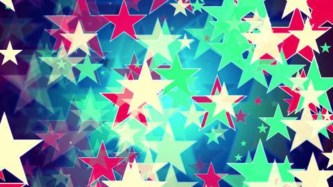 Stars big Animation
