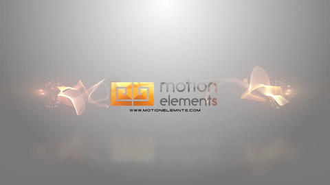 Quick Swoosh Logo After Effects Template