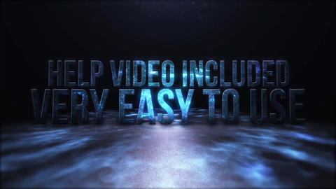 PROMO TITLES After Effects Template