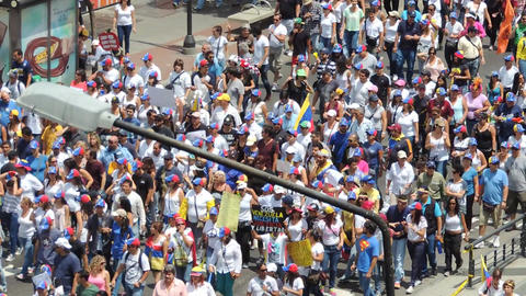 Protest for freedom in Venezuela, Against communism, Against socialism 画像