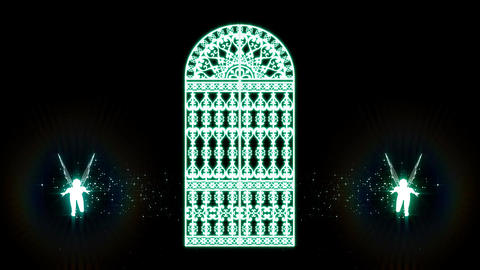 Fairy's doors Animación