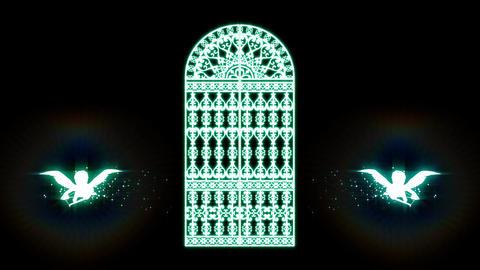 Angel's door CG動画