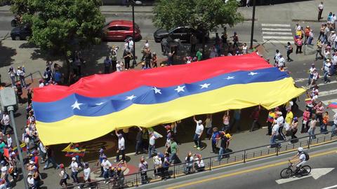 Protest for freedom in Venezuela, Against communism, Against socialism Image