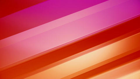 Abstract Colorful Background reflection form. Seamlessly Loopable Animation