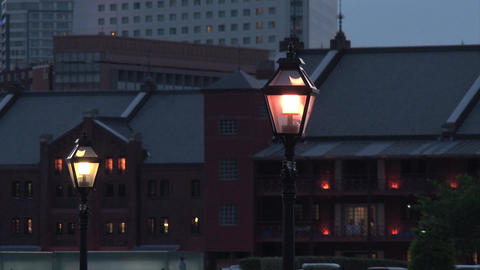 Yokohama Red Brick Warehouse ビデオ