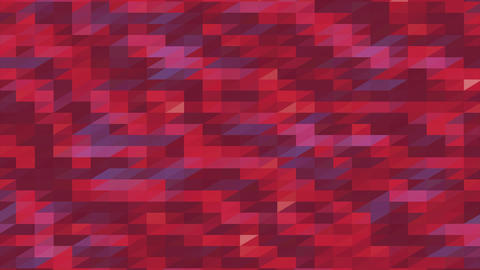 Geometric Background Loopable Animation 4K Stock Video Footage