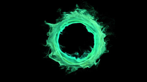 Magic Portal, beautiful 3d animation Animation