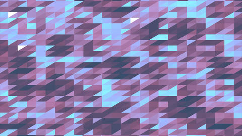 Geometric Abstract Looping Motion Background GIF