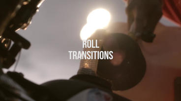 15 Roll Transitions Premiere Pro Template