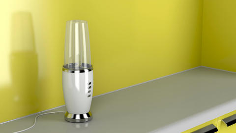 Blender in the kitchen Animation