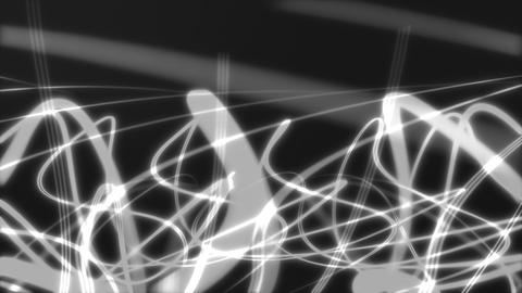 SHA White Line Abstract Image Animation