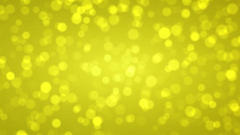 Soft gold bokeh, Abstract holiday background Image