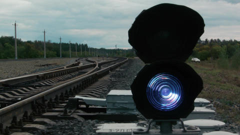 The Railroad Is a Semaphore. Translation Focus 2 Footage