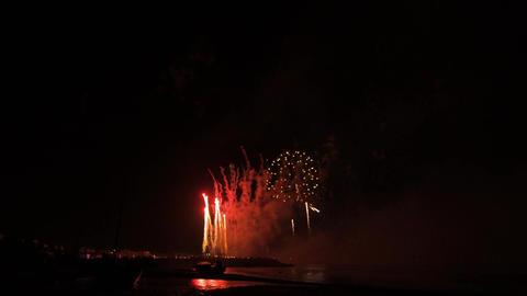 Fireworks of St Paio of Torreira 画像