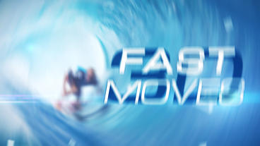 Fast Moves 3D – Apple Motion and Final Cut Pro X Template Apple Motionテンプレート