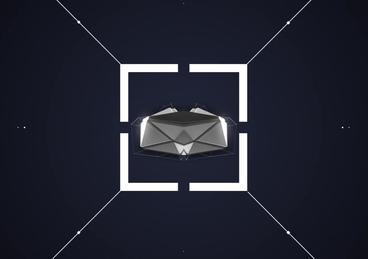 Hi-tech Logo Reveal folder Plantilla de After Effects
