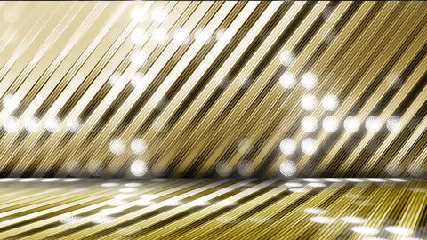 GOLD-LED WALL1-8 CG動画