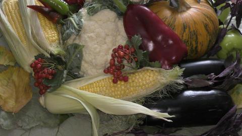 Fresh and ripe vegetables 画像