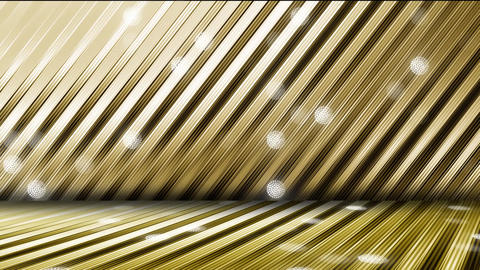 GOLD-LED WALL2-2 CG動画