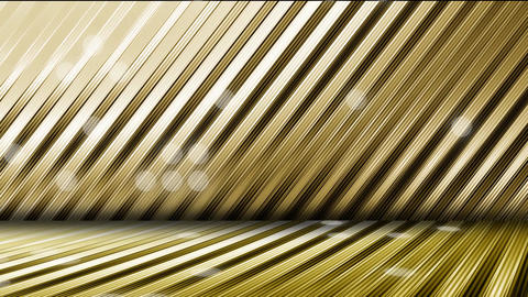 GOLD-LED WALL2-5 CG動画