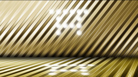 GOLD-LED WALL3-3 CG動画