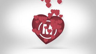 Valentine's Logo Reveal Premiere Proテンプレート