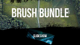 Brush Bundle - Slideshow Premiere Pro Template