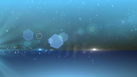 BLUE-particle-floor 画像