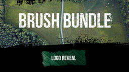 Brush Bundle - Logo Reveal Premiere Pro Template