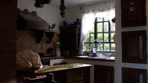 House Kitchen Footage
