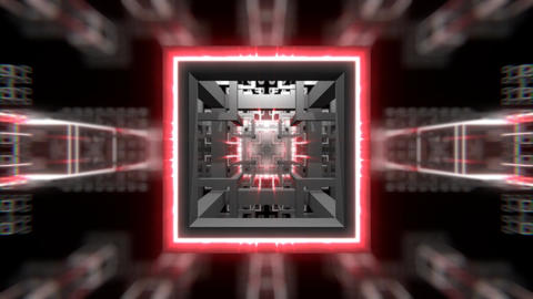 VJ Frame Fields Animation