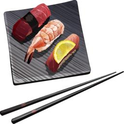 Sushi Vector Illustration ベクター