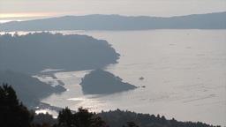 Japan Panorama view Footage