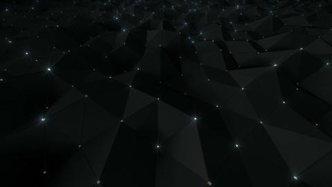 Geometric Wall 1s NBpMd 4k CG動画