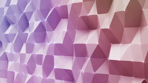 Geometric Wall 1s NC1Mc 4k CG動画