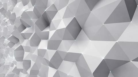Geometric Wall 1s NCpMb 4k CG動画