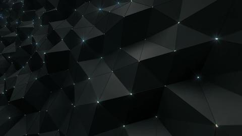 Geometric Wall 1s NDpMd 4k CG動画