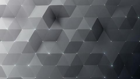 Geometric Wall 1s NA2Fb 4k CG動画