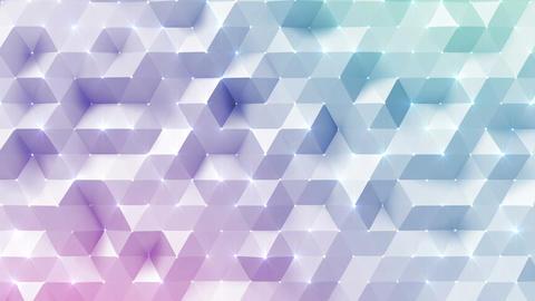 Geometric Wall 1s NA3Mc 4k CG動画