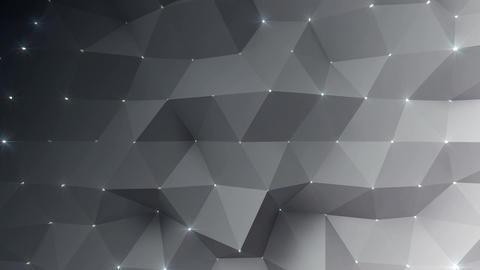 Geometric Wall 1s NApFb 4k CG動画