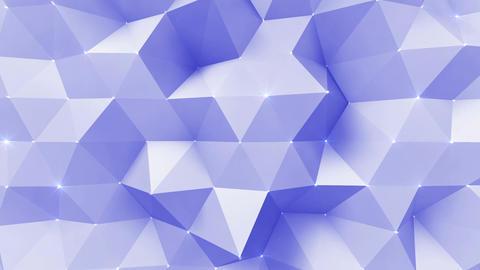 Geometric Wall 1s NApFc 4k CG動画
