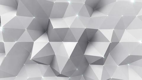 Geometric Wall 1s NApMb 4k CG動画